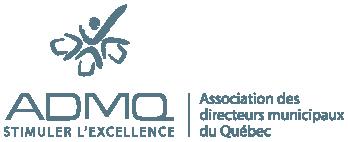 Logo partenaire Association des directeurs municipaux du Québec