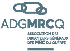 Logo partenaire Association des directeurs généraux des MRC du Québec